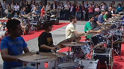 Portugal attempts to break drumming world record – nocomment