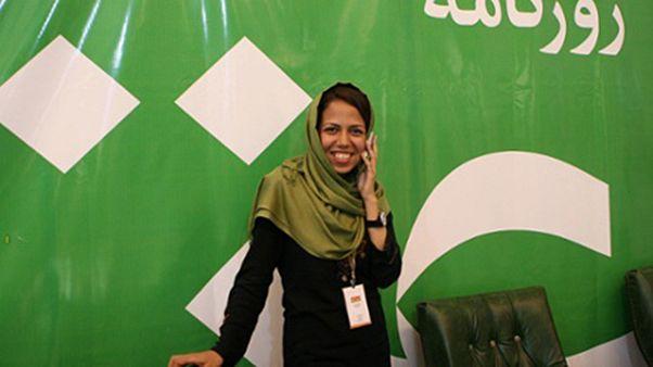 درخواست ۱۴۷ روزنامه نگار برای آزادی صبا آذرپیک روزنامه نگار ایرانی