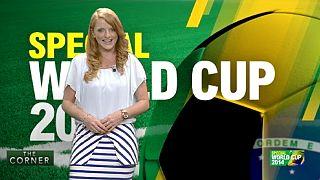 World Cup: Inside Brazil 2014