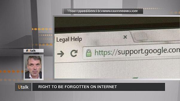 Δικαίωμα στη λήθη στο διαδίκτυο