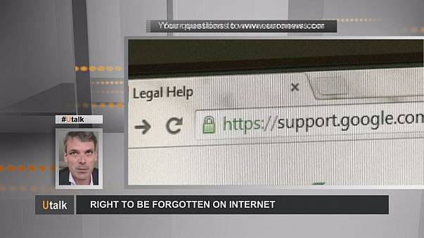 Jog az internetes tartalmak eltávolításához
