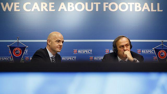 Коррупция и финансовые махинации в футболе. Что делать?