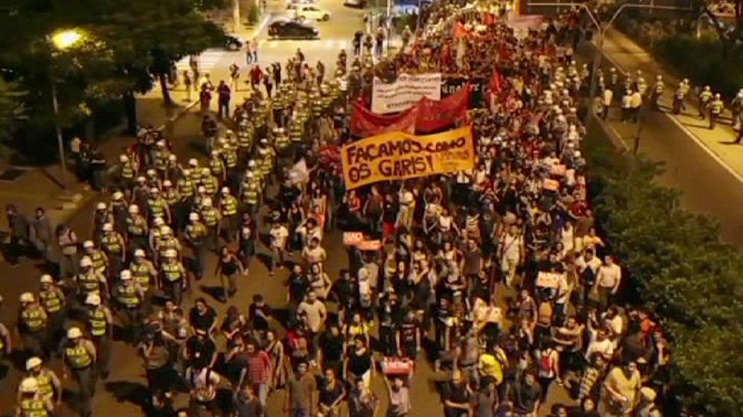البرازيل : أحلام التنمية التي سرقها المونديال