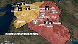 Islamisten auf dem Vormarsch im Irak und in Syrien