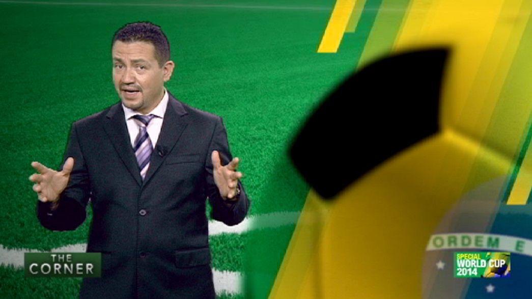ЧМ-2014: футбольная лихорадка по всему миру