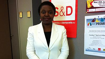 Cécile Kyenge: Io sono italiana e grido Viva Berlinguer