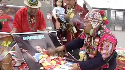 Peruvian shamans predict World Cup winner – nocomment
