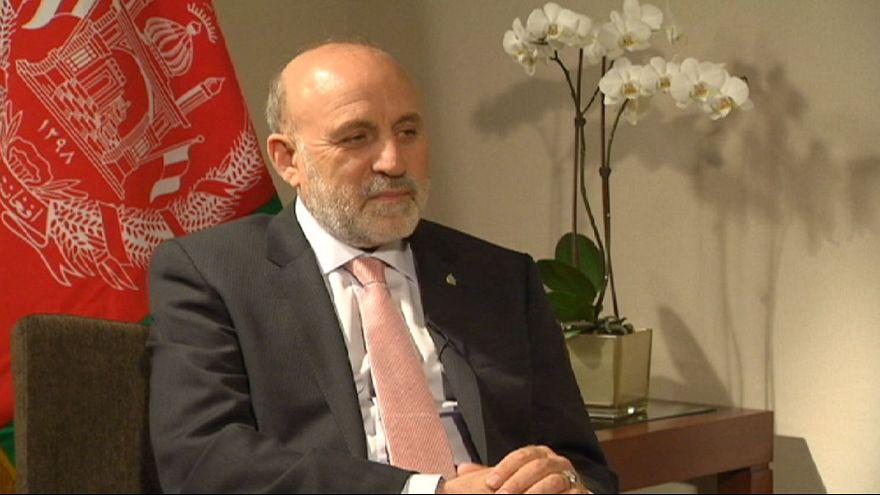 A választások alatti biztonságról beszélt az afganisztáni belügyminiszter az Euronewsnak