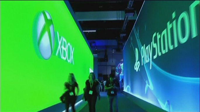 Video games craze descends on City of Angels