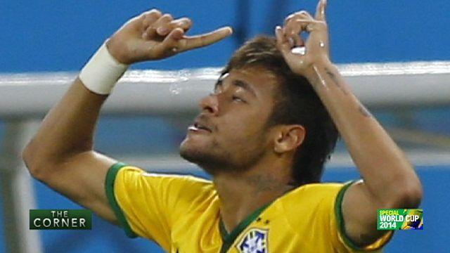 Brasil arrasou a Croácia no arranque do Mundial