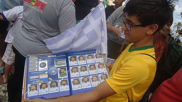 Εδώ Βραζιλία, τα ημερολόγια του euronews.gr: H καρδιά της Ελλάδας χτυπά στο Μπέλο Οριζόντε