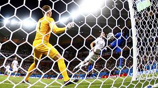 Fußball-WM: Costa Rica überrumpelt Uruguay