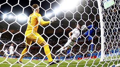 England lose World Cup opener against Italy