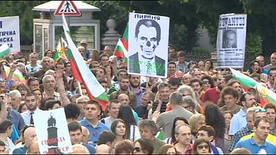 Bulgaria: Anniversary protests repeat calls for government to quit