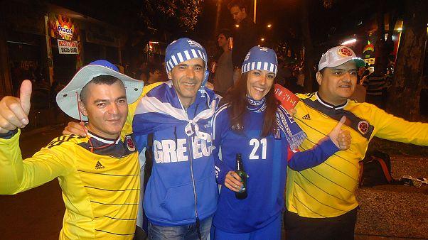 Εδώ Βραζιλία, τα ημερολόγια του euronews.gr: Η ελληνική παρουσία στο Μπέλο Οριζόντε