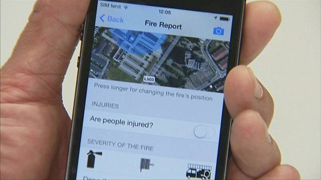 Crowdsourcing app could save lives