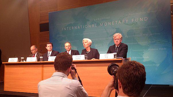 AZ IMF nem elégedett az Egyesült Államok hozzáállásával