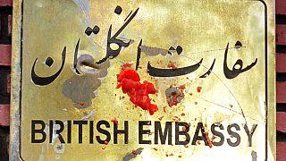 سفارت بریتانیا در تهران بازگشایی می شود