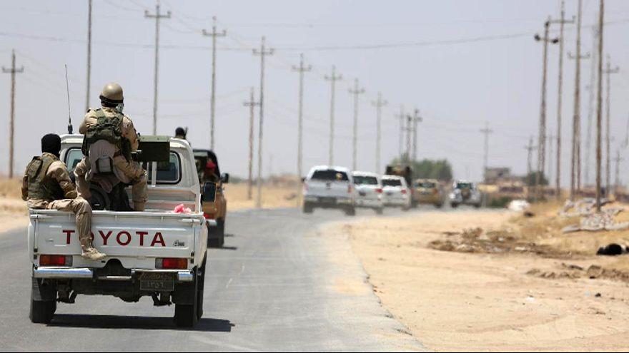 Irak IŞİD hızıyla bölünürken