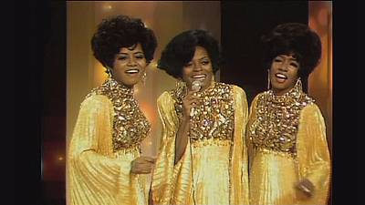 The Supremes celebrate 50th anniversary