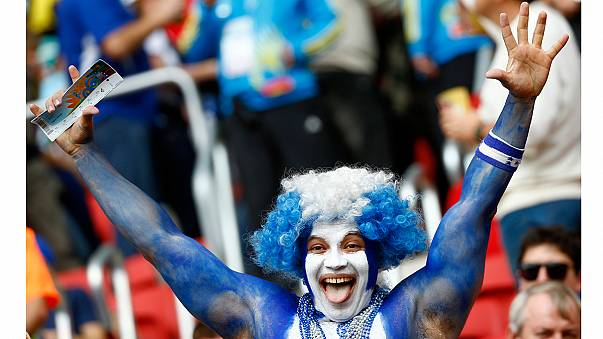 These World Cup 2014 goal celebrations videos are what football is all about