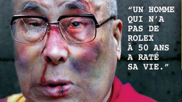 Gegen Folter: Stars geschunden und geschlagen