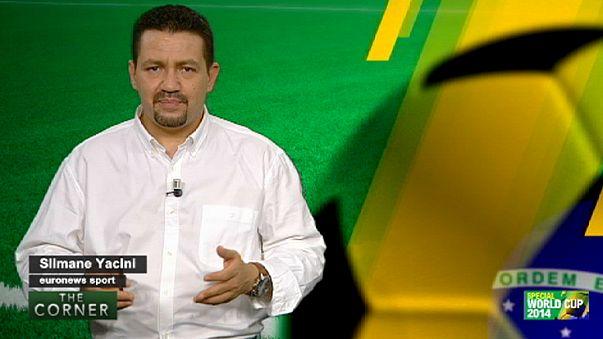 Mondial 2014 : le Brésil accroché par le Mexique