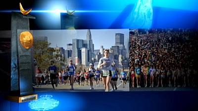 New York Marathon wins Asturias sports award