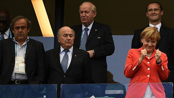 World leaders have World Cup fever too