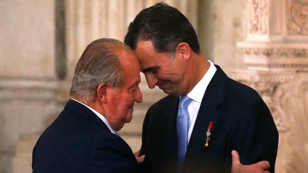 تحديات عدة تنتظر ملك إسبانيا الجديد