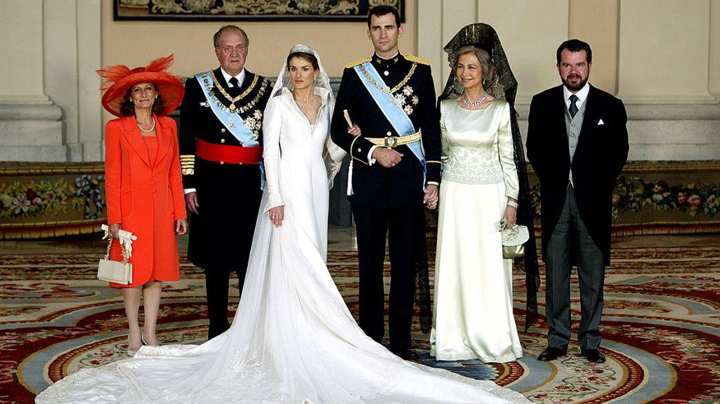 Königin Letizia, die Bürgerliche auf dem spanischen Thron.