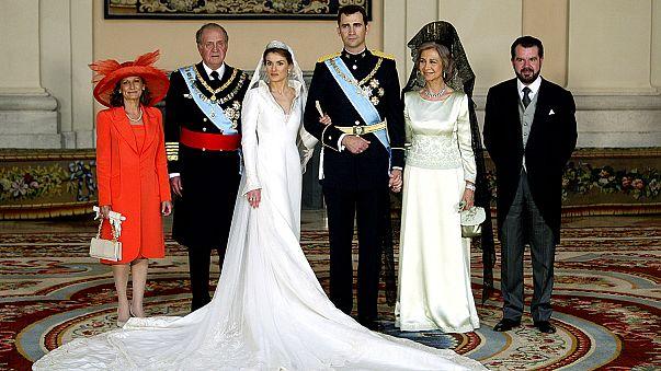 إسبانيا:  الطريق إلى  عرش المملكة