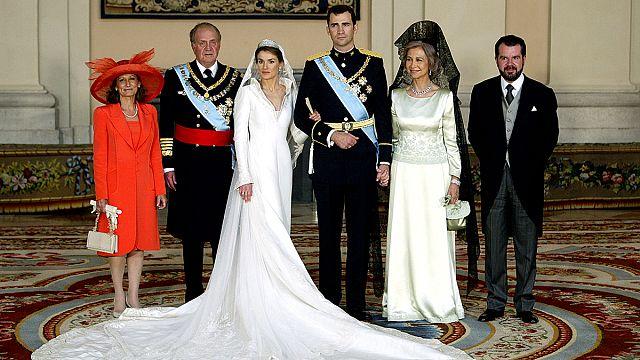 Разведенная простолюдинка - новая королева Испании