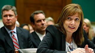 General Motors CEO grilled in Congress again over safety scandal