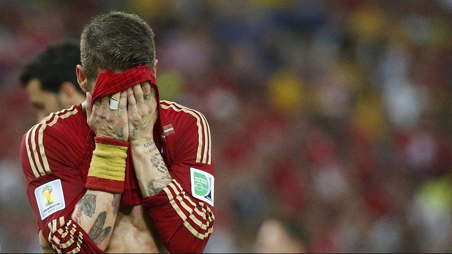 Espagne : fin(s) de règne et malédiction