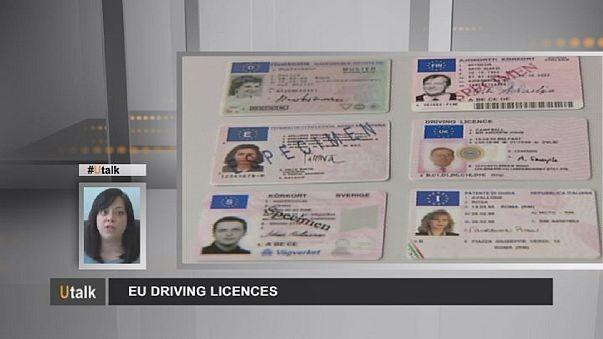 الإتحاد الأوربي: رخصة قيادة موحدة