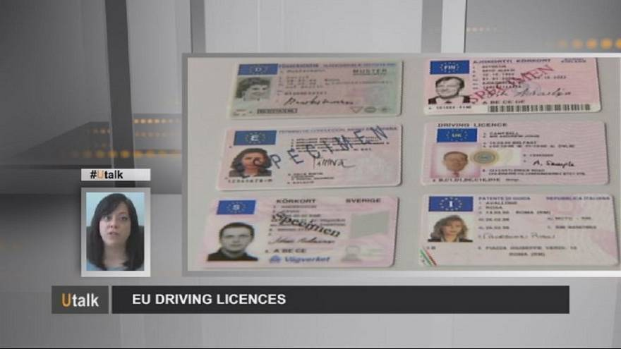Carta de condução na UE