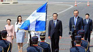 Στην Αθήνα έφτασε ο κινέζος πρωθυπουργός