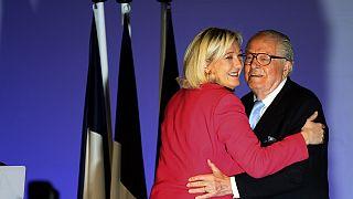 Gratuliert Marine Le Pen ihrem Vater zum Geburtstag?