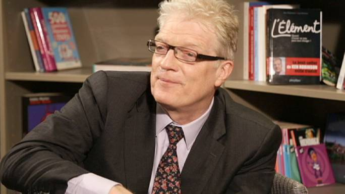 Sir Ken Robinson: are schools killing talent?