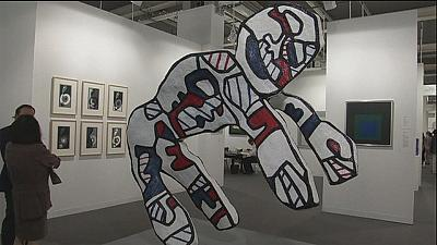 Art Basel: all is well in the art market world