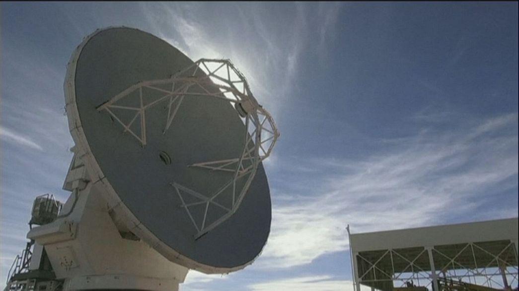 Telescópio ALMA à conquista do espaço