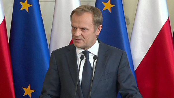 """Scandale des écoutes en Pologne : le Premier ministre dénonce """"une tentative de déstabilisation"""""""