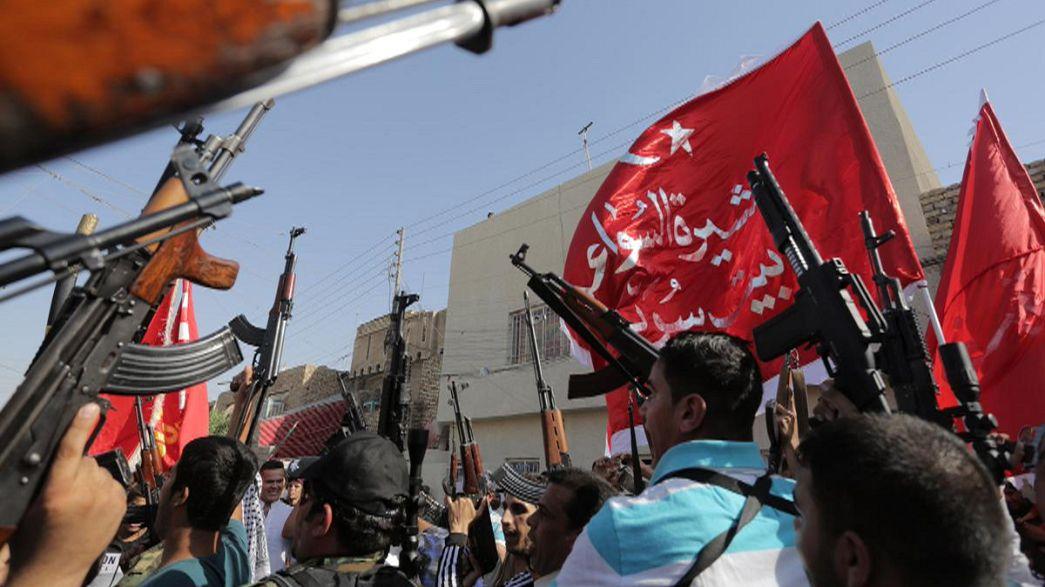 El irrefrenable avance de los yihadistas en Irak
