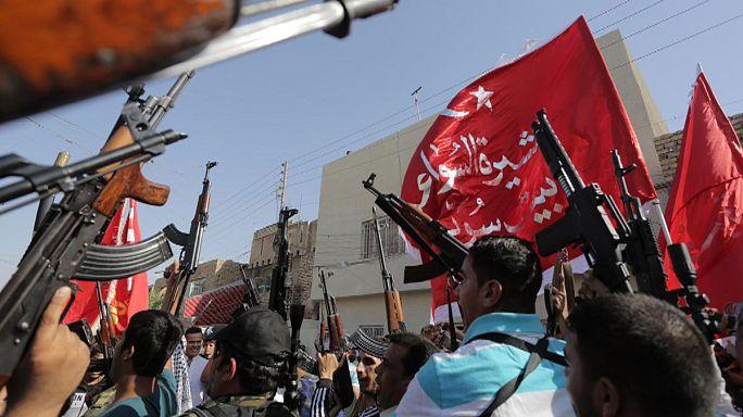Irak : les jihadistes de l'EIIL poursuivent leur avancée