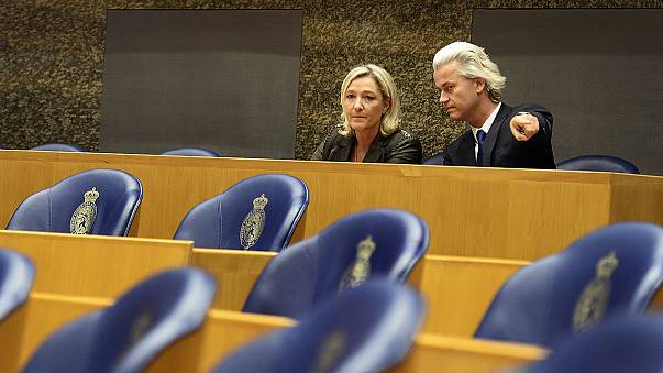 Le Pen, Wilders fail to put together far-right group in European parliament