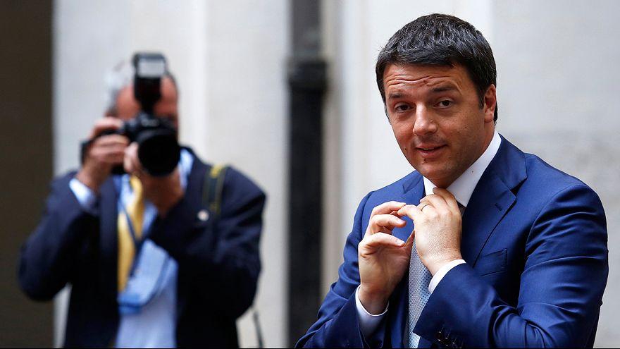 Az olasz miniszterelnök stílusát cikizte Armani