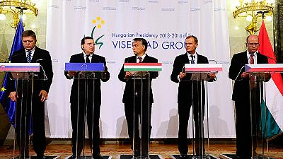 Visegrad Four group hears Orban call for cheaper energy