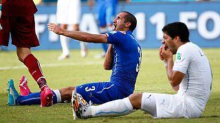 Social media sinks its teeth into Suarez's appetite for destruction
