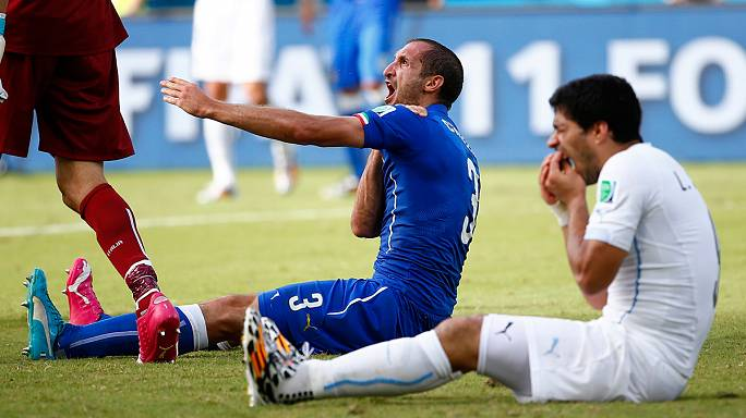 Social media sinks its teeth into Suarez's appetite for destruction